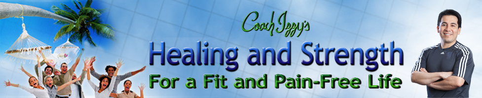 Healing And Strength – For a Fit and Pain-Free Life