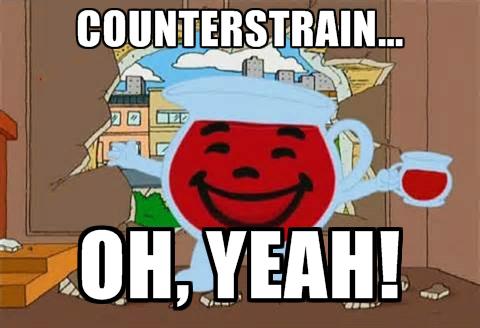 Strain-Counterstrain kool-aid