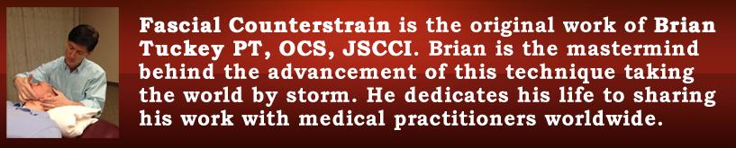 Brian Tuckey, PT, OC, JSCCI