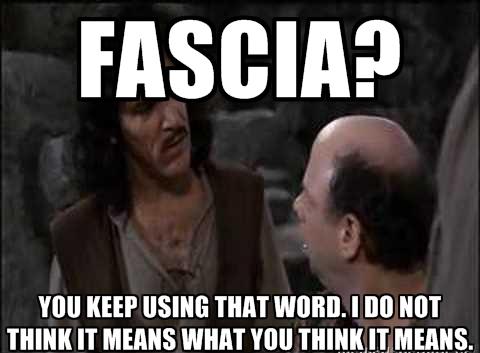 What's Fascia?
