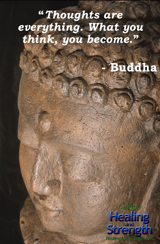 Buddha on the Power of Thoughts